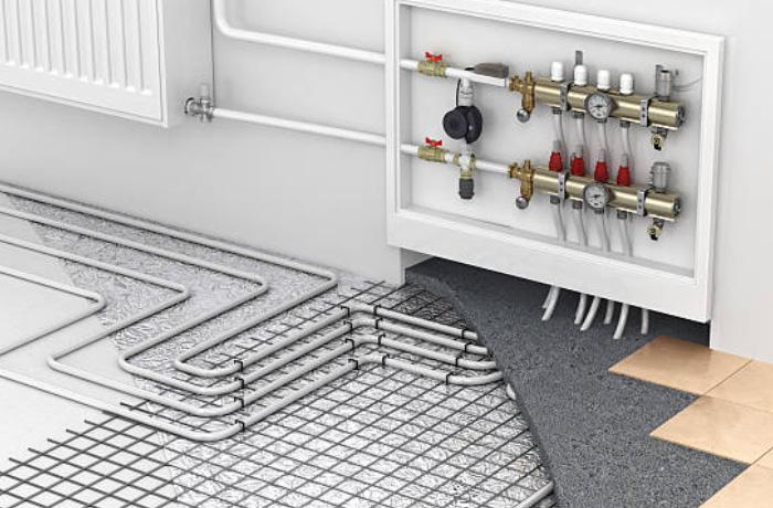 Installatiebedrijf van Grinsven radiatoren