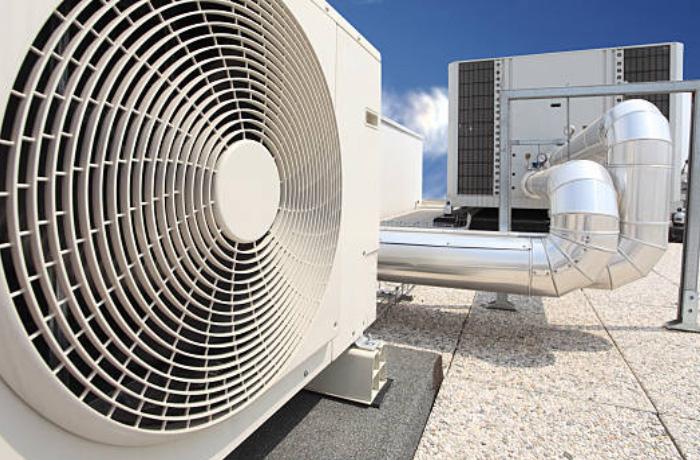 Installatiebedrijf van Grinsven ventilator